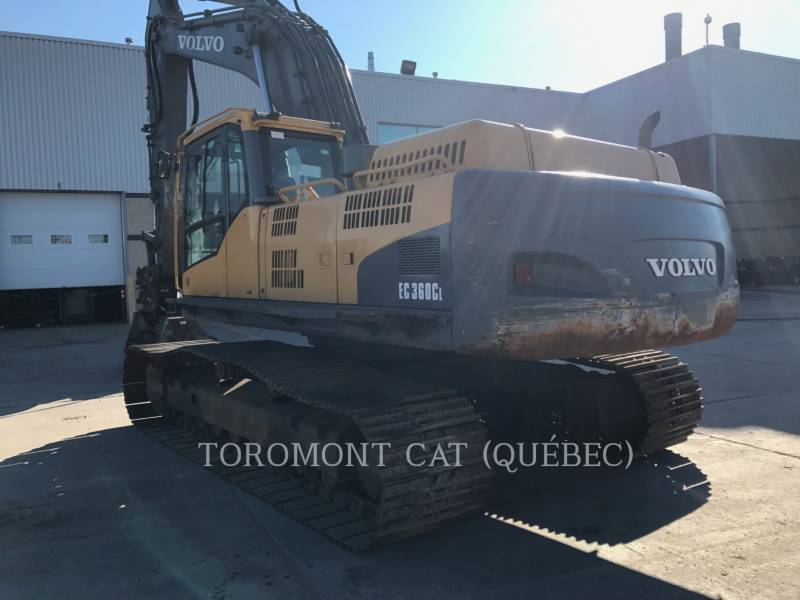 VOLVO EXCAVADORAS DE CADENAS EC360C equipment  photo 2