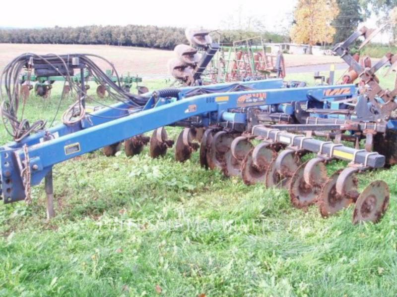 CASE/INTERNATIONAL HARVESTER AG TILLAGE EQUIPMENT ECOLO-TIGER 730C equipment  photo 2
