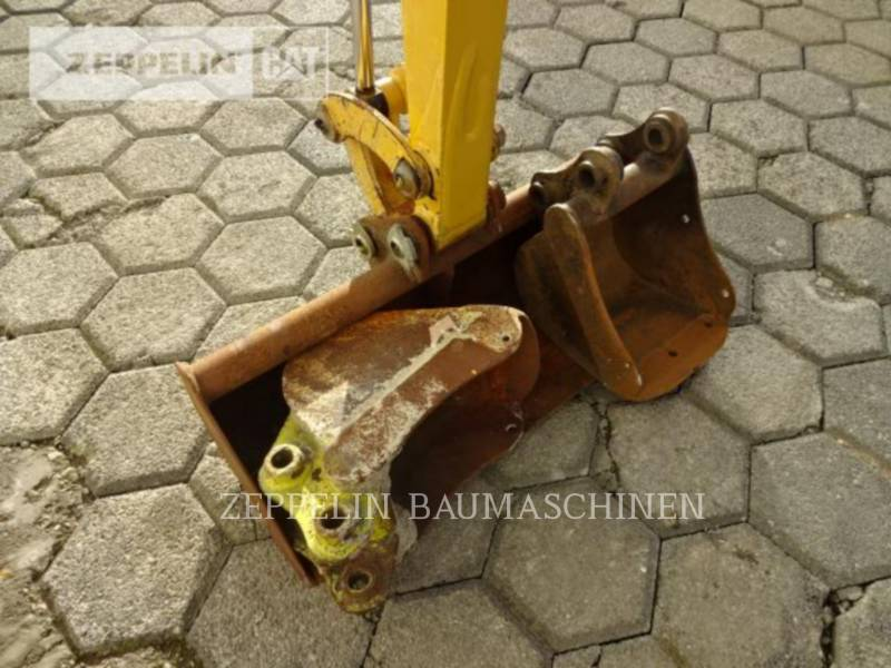 CATERPILLAR KETTEN-HYDRAULIKBAGGER 301.4C equipment  photo 20
