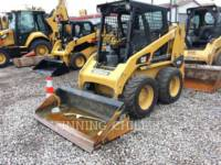 Equipment photo CATERPILLAR 226B3 MINICARGADORAS 1