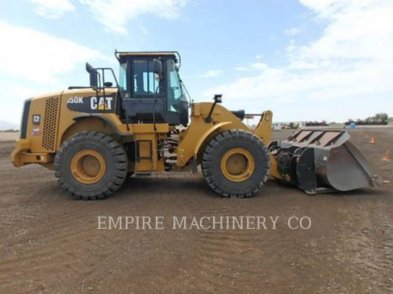 CATERPILLAR WHEEL LOADERS/INTEGRATED TOOLCARRIERS 950K FC equipment  photo 7