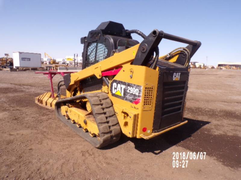 CATERPILLAR MULTI TERRAIN LOADERS 299DXHP equipment  photo 3