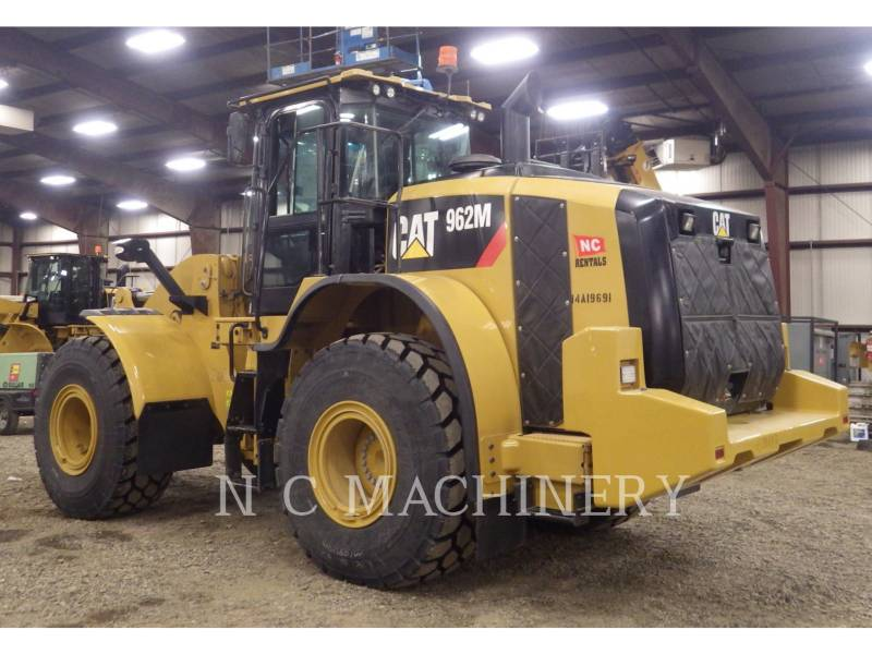 CATERPILLAR WHEEL LOADERS/INTEGRATED TOOLCARRIERS 962M equipment  photo 4