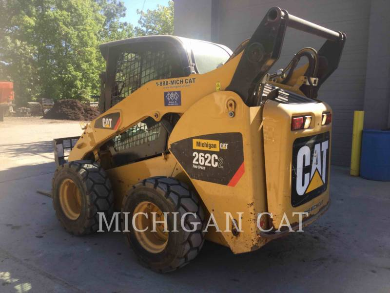 CATERPILLAR SKID STEER LOADERS 262C2 A2RQ equipment  photo 6