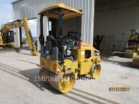 CATERPILLAR TANDEMOWY WALEC WIBRACYJNY DO ASFALTU (STAL-STAL) CB24B equipment  photo 1