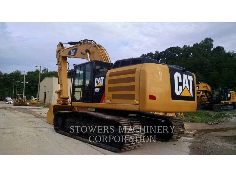 CATERPILLAR トラック油圧ショベル 336EL HAM equipment  photo 4