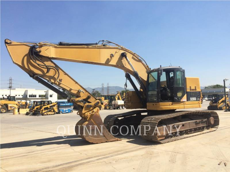 CATERPILLAR ESCAVATORI CINGOLATI 328DLCR equipment  photo 3