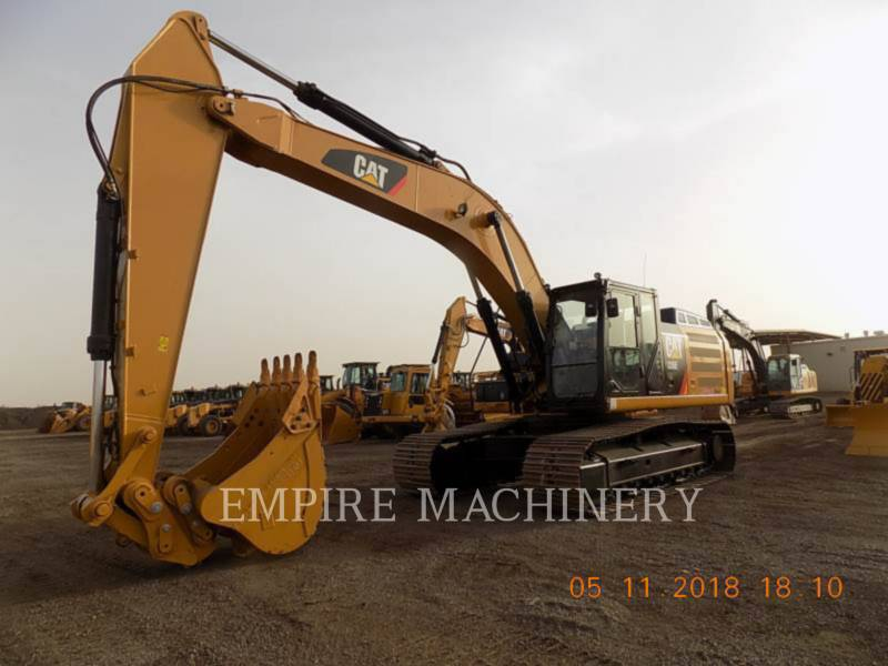 CATERPILLAR EXCAVADORAS DE CADENAS 336ELH equipment  photo 4