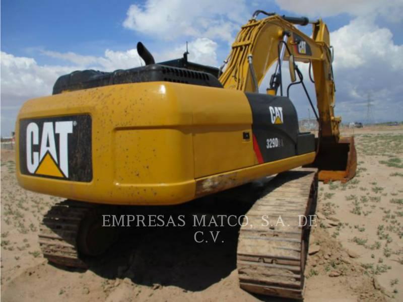 CATERPILLAR KETTEN-HYDRAULIKBAGGER 329D2L equipment  photo 4