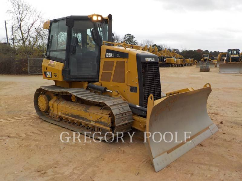 CATERPILLAR TRACK TYPE TRACTORS D5K2 XL equipment  photo 4