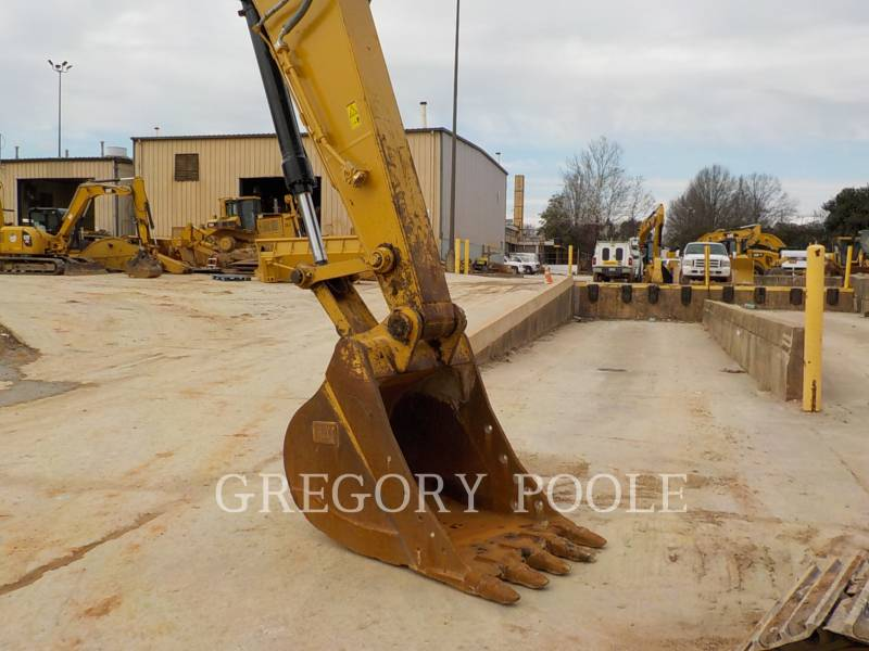 CATERPILLAR KETTEN-HYDRAULIKBAGGER 321DLCR equipment  photo 20