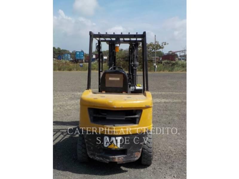 CATERPILLAR FORKLIFTS DP30NM equipment  photo 6