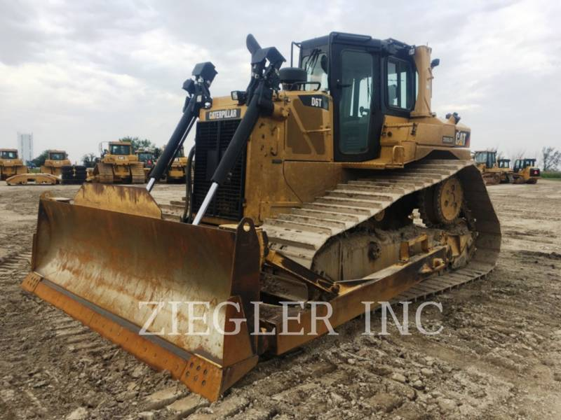 CATERPILLAR TRACK TYPE TRACTORS D6TLGP equipment  photo 3