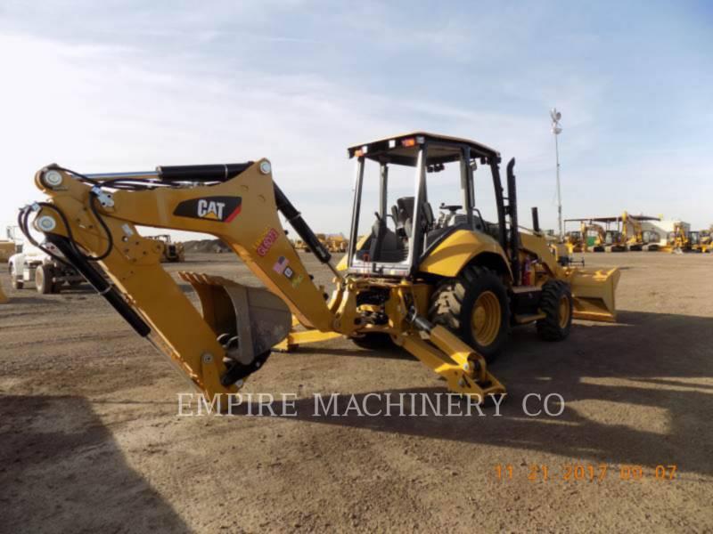 CATERPILLAR バックホーローダ 420F2 4EO equipment  photo 2