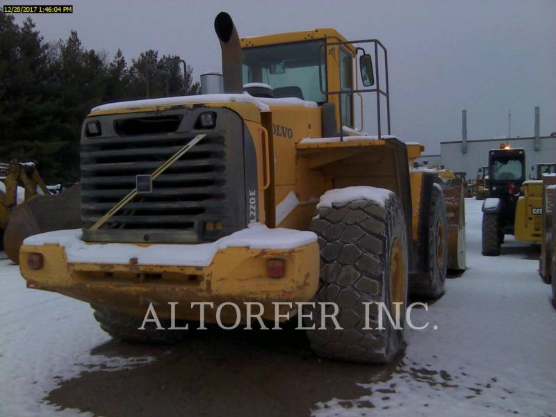 VOLVO CONSTRUCTION EQUIPMENT WHEEL LOADERS/INTEGRATED TOOLCARRIERS L220E equipment  photo 4