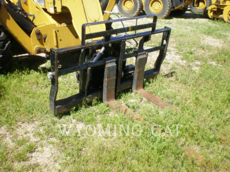 CATERPILLAR TELESKOPSTAPLER TH514 equipment  photo 1