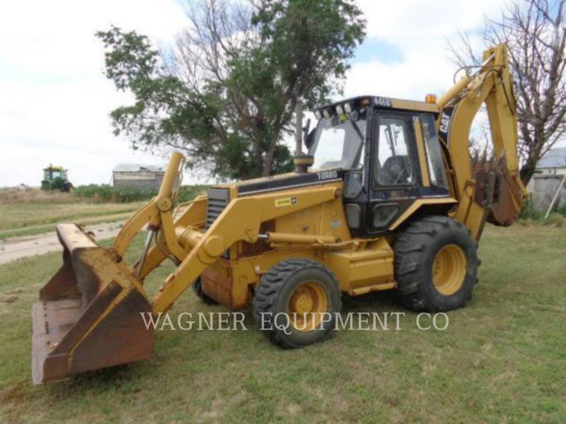 CATERPILLAR RETROEXCAVADORAS CARGADORAS 446B 4WDE equipment  photo 5