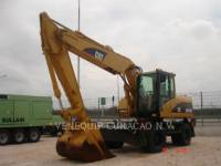CATERPILLAR WHEEL EXCAVATORS M318C equipment  photo 2