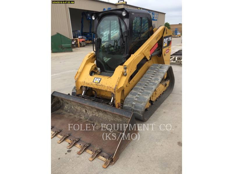 CATERPILLAR CARGADORES MULTITERRENO 279DSTD2CA equipment  photo 1