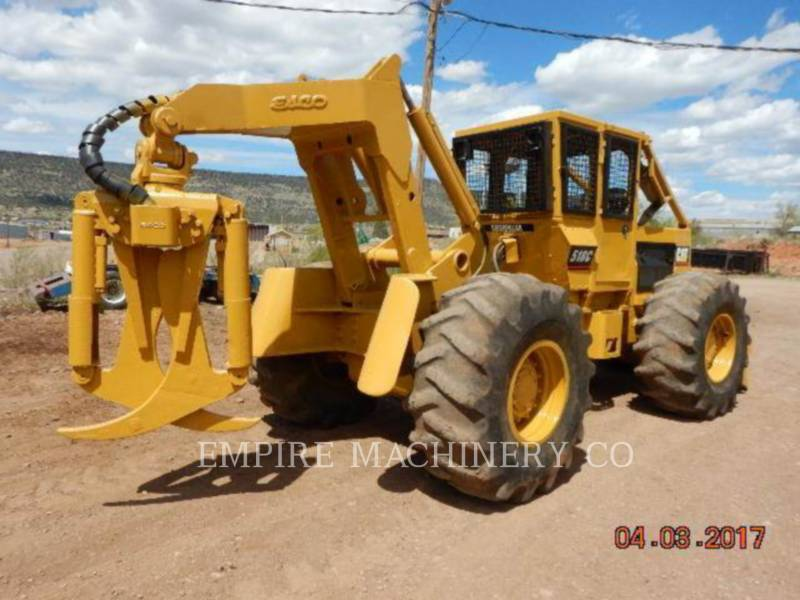 CATERPILLAR WHEEL LOADERS/INTEGRATED TOOLCARRIERS 518 equipment  photo 3