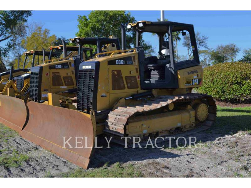 Caterpillar TRACTOARE CU ŞENILE D3K2LGP equipment  photo 2