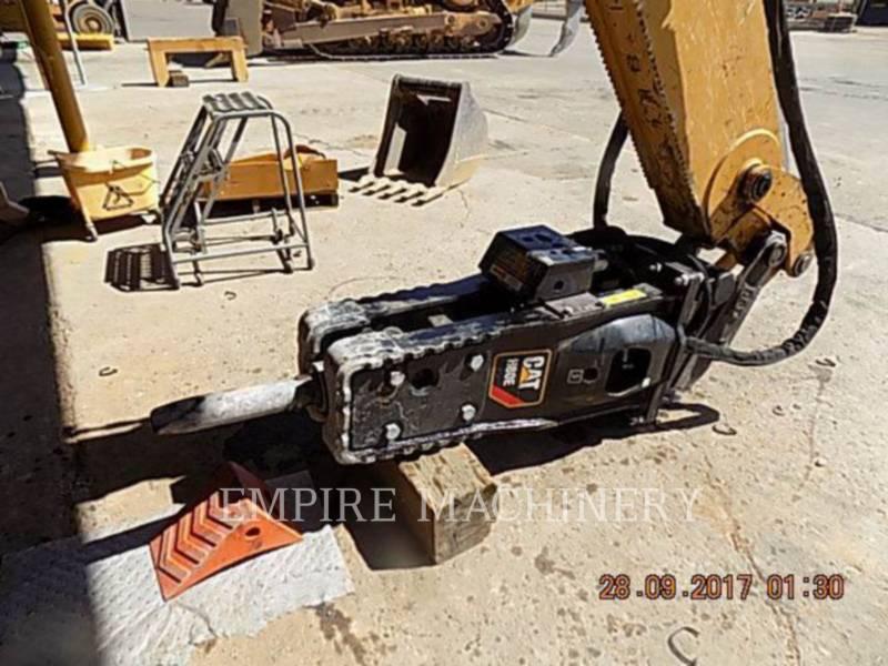 CATERPILLAR  MARTELLO H80E 420 equipment  photo 4