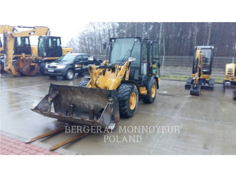 CATERPILLAR WHEEL LOADERS/INTEGRATED TOOLCARRIERS 906 H2 equipment  photo 7