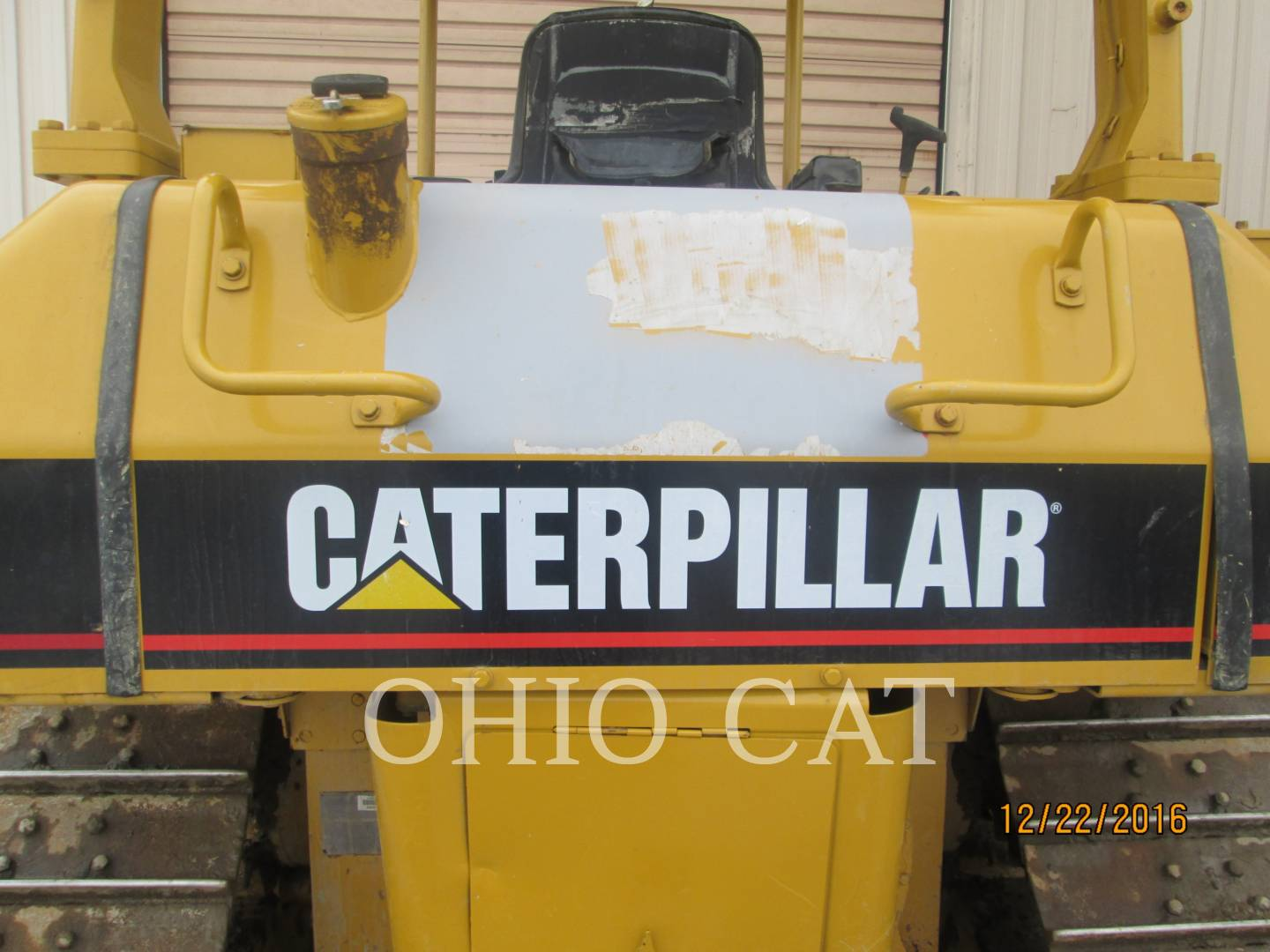 Detail photo of 2003 Caterpillar D5N from Construction Equipment Guide