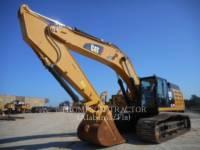 CATERPILLAR TRACK EXCAVATORS 349FL equipment  photo 1