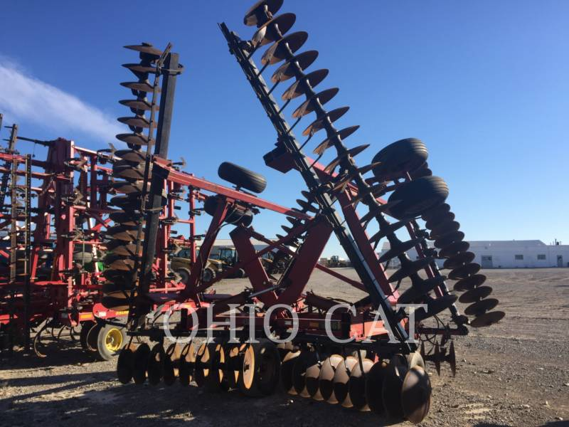 CASE/INTERNATIONAL HARVESTER APPARECCHIATURE PER COLTIVAZIONE TERRENI 496 equipment  photo 6