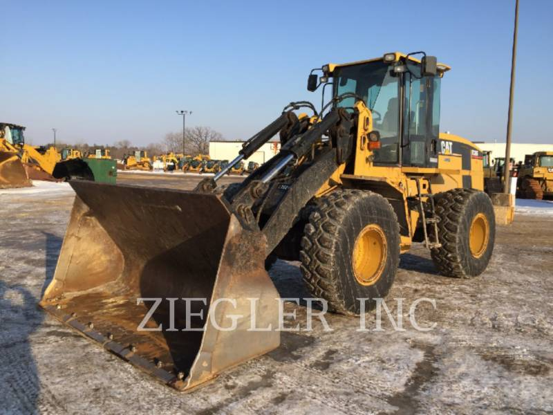 CATERPILLAR WHEEL LOADERS/INTEGRATED TOOLCARRIERS IT38G equipment  photo 4