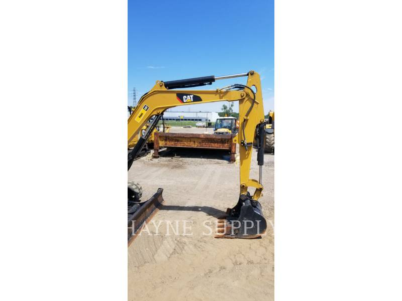 CATERPILLAR TRACK EXCAVATORS 304DCR equipment  photo 4