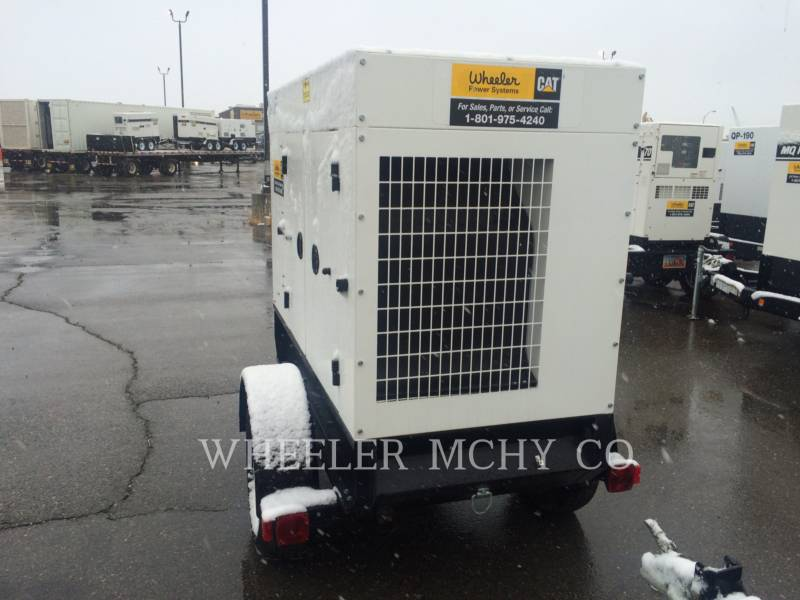 OTHER US MFGRS PORTABLE GENERATOR SETS HANCO - QP35 equipment  photo 3