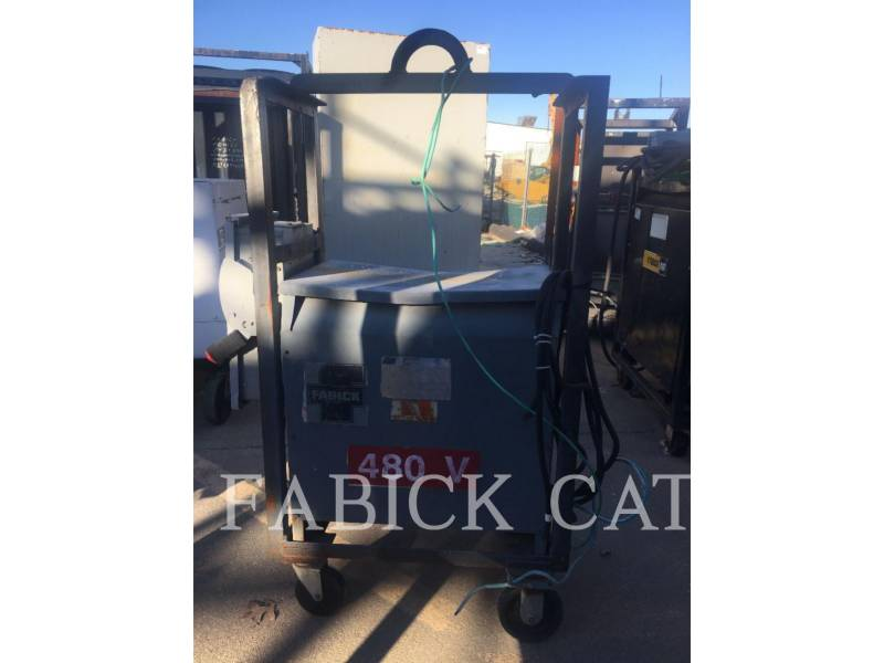 OTHER US MFGRS TRANSPORTABLE STROMAGGREGATE 45KVA TRANSFORMER equipment  photo 3