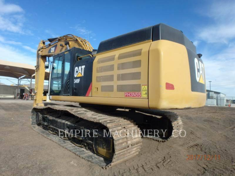 CATERPILLAR EXCAVADORAS DE CADENAS 349FL    P equipment  photo 3