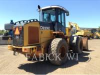 JOHN DEERE TRACTEURS SUR PNEUS 544J equipment  photo 3