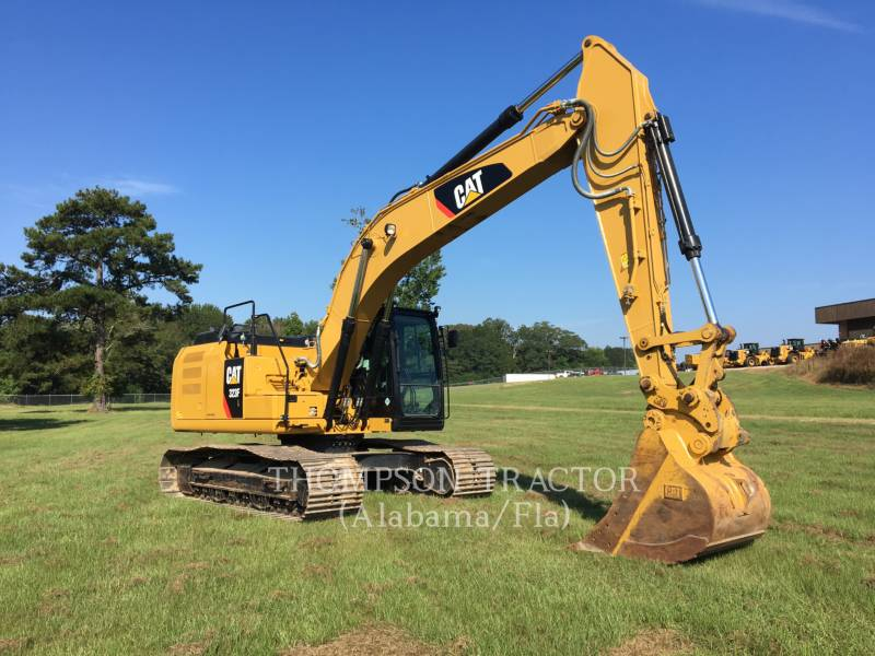 CATERPILLAR EXCAVADORAS DE CADENAS 323F equipment  photo 4