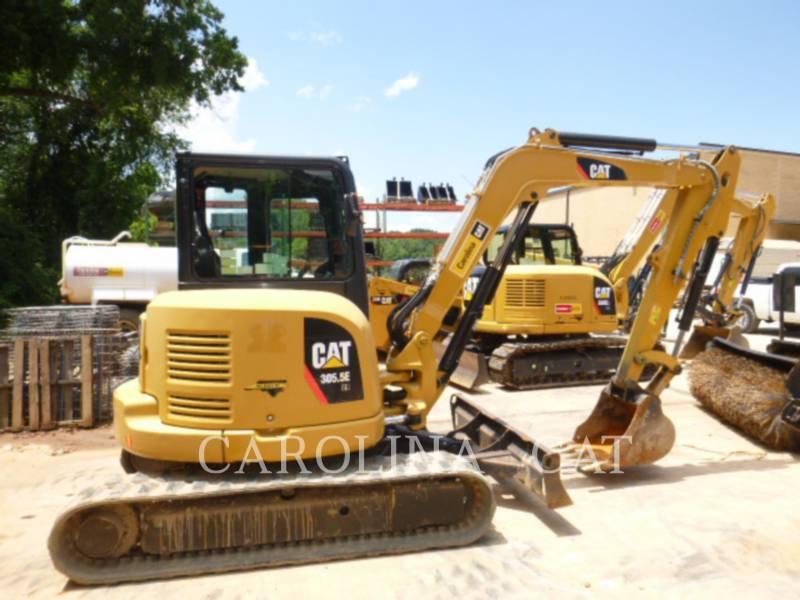 CATERPILLAR ESCAVATORI CINGOLATI 305.5E CB equipment  photo 3