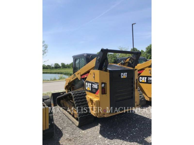 CATERPILLAR CHARGEURS TOUT TERRAIN 299DXHP equipment  photo 3