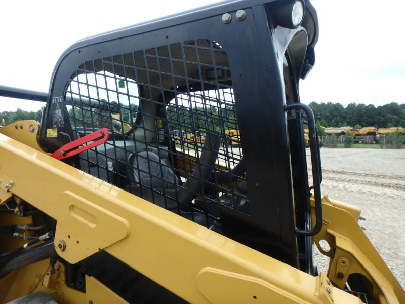 CATERPILLAR DELTALADER 259D equipment  photo 19