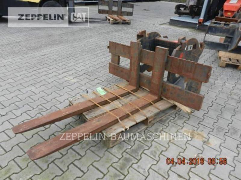 ZEPPELIN AUTRES Palettengabel CW20/4 equipment  photo 1