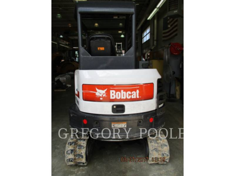 BOBCAT TRACK EXCAVATORS E32 equipment  photo 5