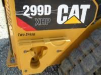 CATERPILLAR CARGADORES MULTITERRENO 299 D XHP equipment  photo 17