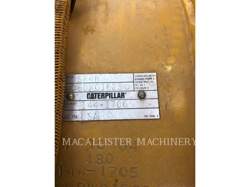 CATERPILLAR STATIONARY GENERATOR SETS 3512 equipment  photo 11