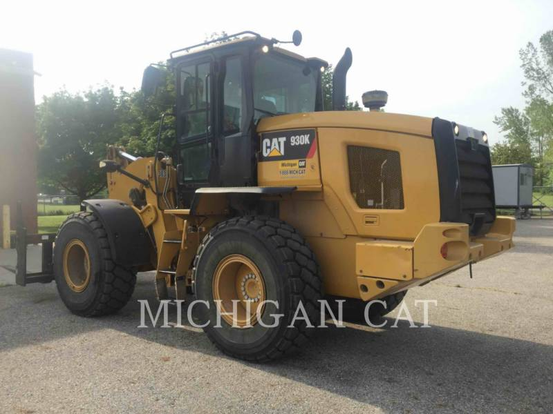 CATERPILLAR WHEEL LOADERS/INTEGRATED TOOLCARRIERS 930K LSRQ equipment  photo 6