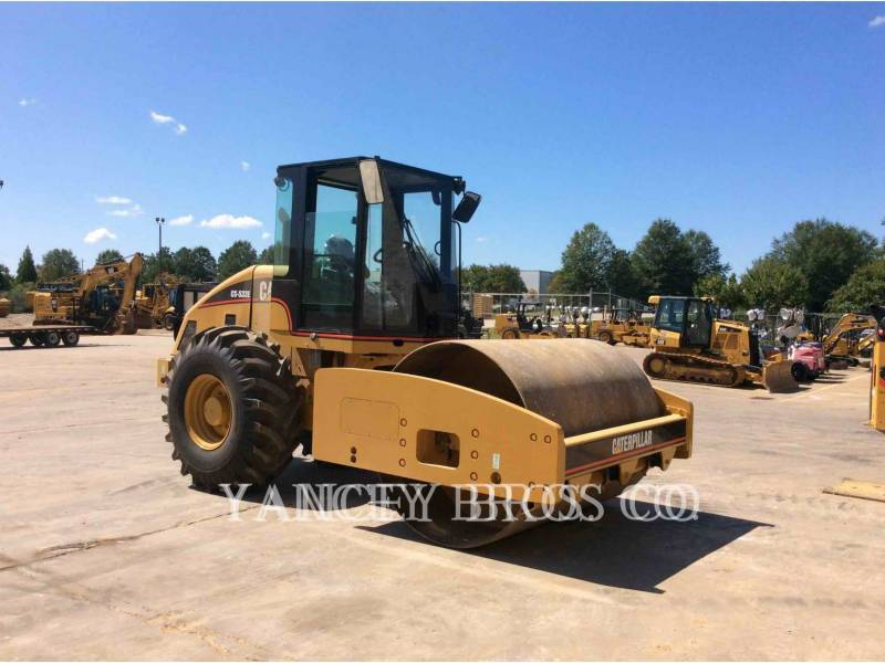 CATERPILLAR COMPACTEURS CS-533E equipment  photo 2