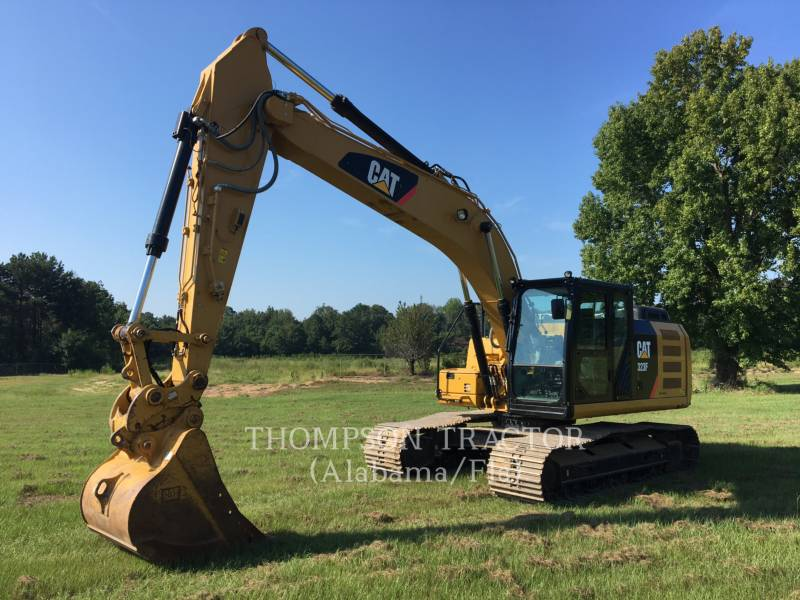 Caterpillar EXCAVATOARE PE ŞENILE 323F equipment  photo 1