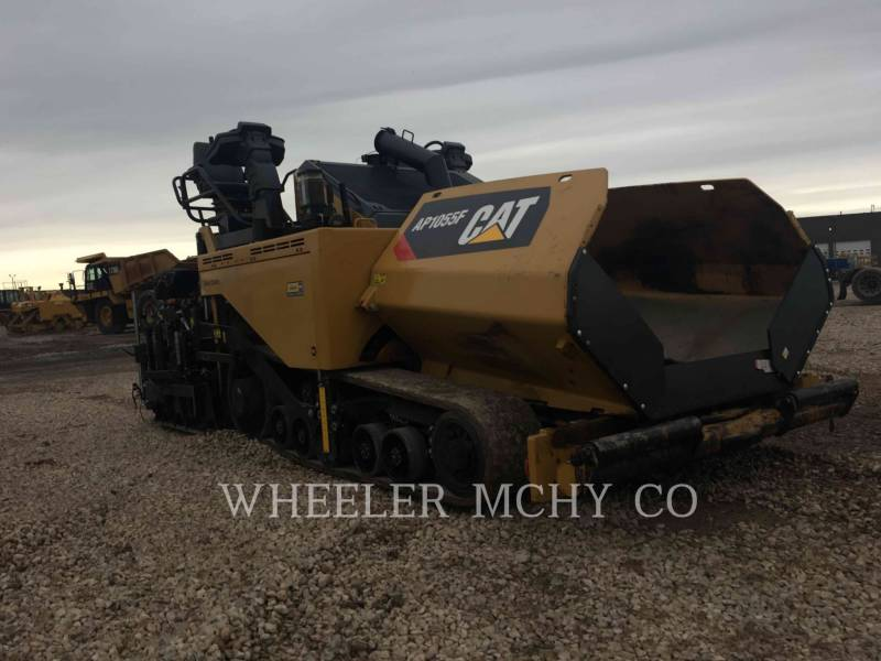 CATERPILLAR SCHWARZDECKENFERTIGER AP1055F equipment  photo 6