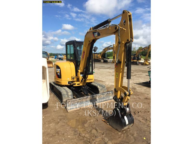 CATERPILLAR KETTEN-HYDRAULIKBAGGER 305E2LC equipment  photo 1