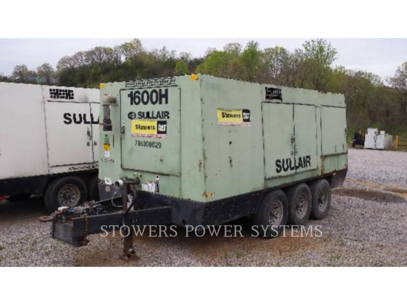 SULLAIR AIR COMPRESSOR 1600HAF equipment  photo 1